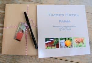 Inspiration Journal Timber Creek Farm